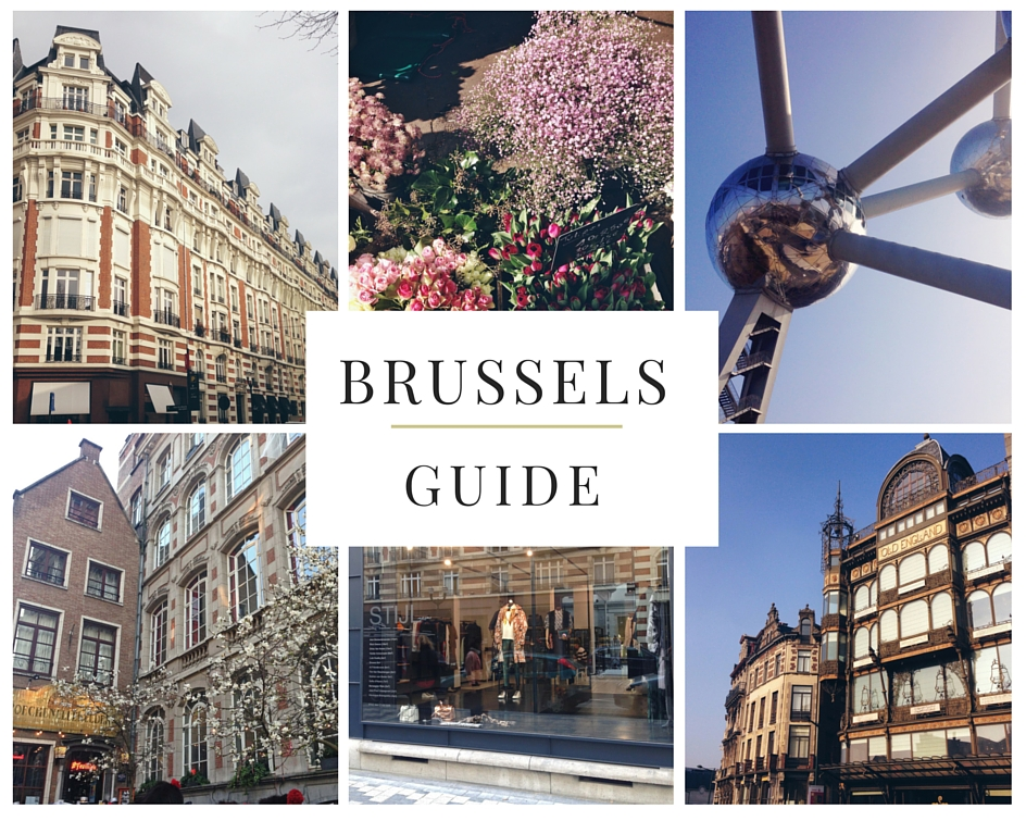 Travel Guide #Brussels