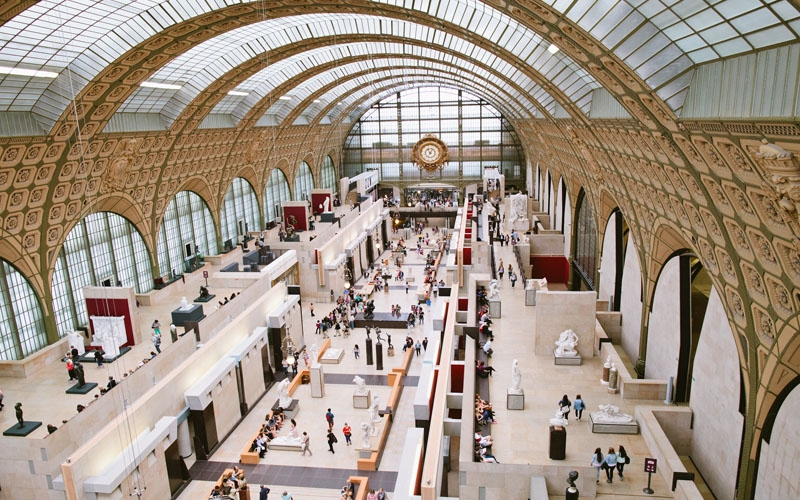 Top 5 Museums in Europe