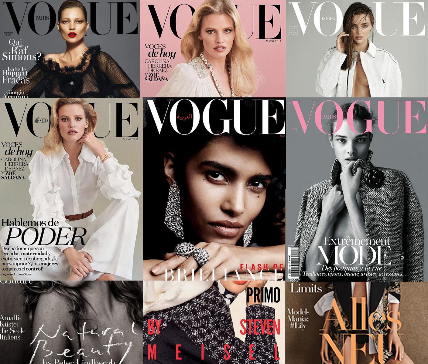 Na czele Vogue'a